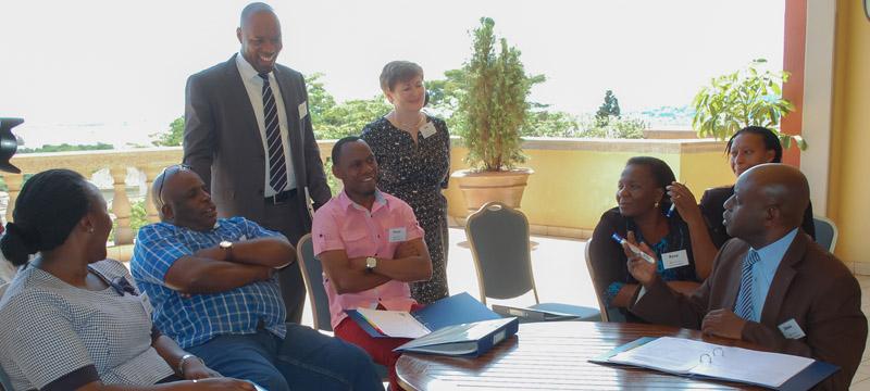 Growing Your Leadership Edge -7 to 10 November at Lake Victoria Serena Resort, Kampala